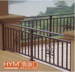 栏杆07-阳台护栏
