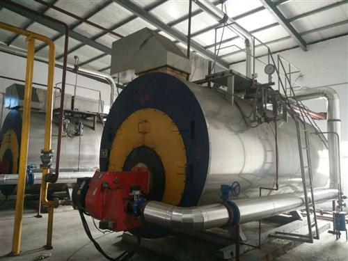 超低氮冷凝一体式燃气锅炉NOx≤30mg
