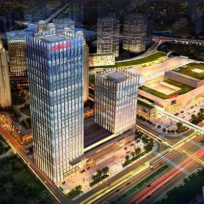 31-7东莞东城万达广场泡沫混凝土屋面保温、室内垫层项目