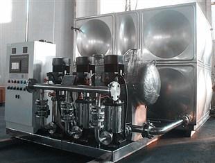 智能型箱式无负压供水设备