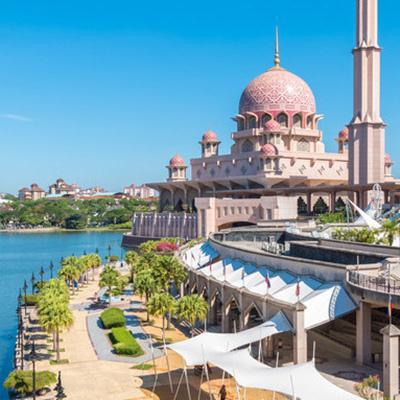 马来西亚布城清真寺