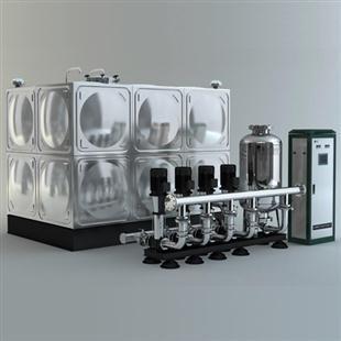 变频(二次加压)供水机组
