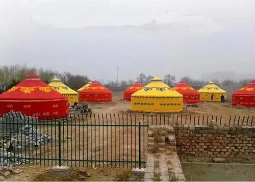 农家乐蒙古包多少钱一个?订购农家乐蒙古包欢迎选金雨发蒙古包