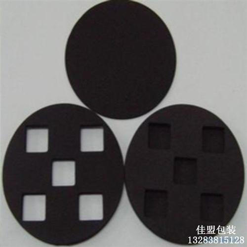 珍珠棉定位包装 黑色epe珍珠棉