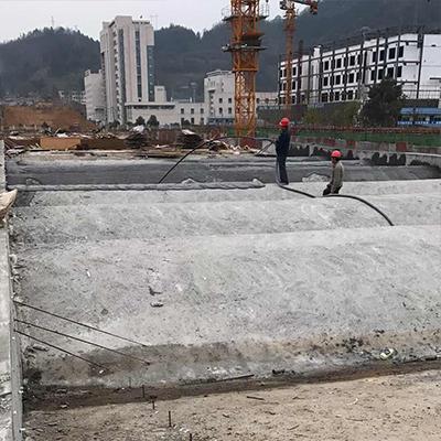 湖南湘西武陵山文化产业园景观桥梁桥拱填充项目