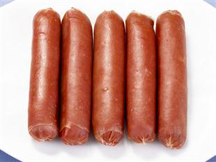 Baked Sausage