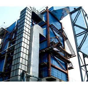 沈丘豫能75吨生物质电站锅炉项目