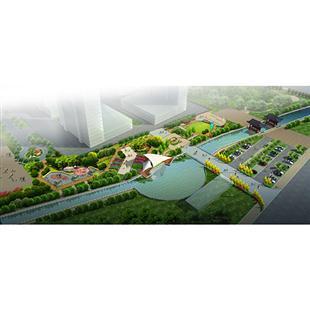 泥土河景观设计