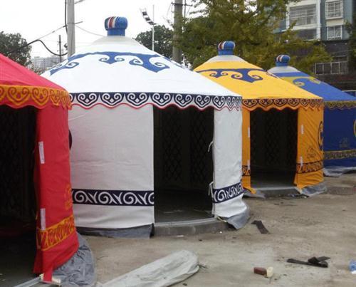 郑州蒙古包厂|郑州蒙古包厂家有几家|金雨发蒙古包批发