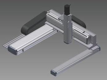 pi电动滑台、螺杆、导轨