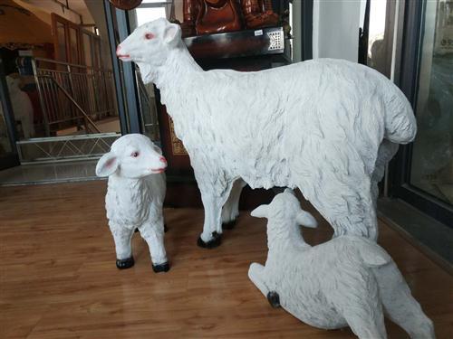 仿真羊|仿真羊价格|郑州仿真羊多少钱