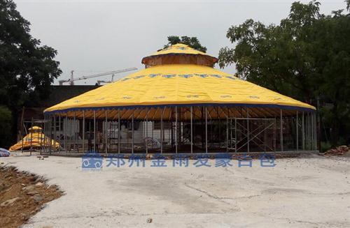 蒙古包|蒙古包厂家|金发郑州蒙古包生产厂家