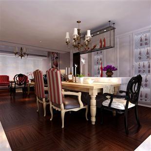 别墅装修设计室内家装设计