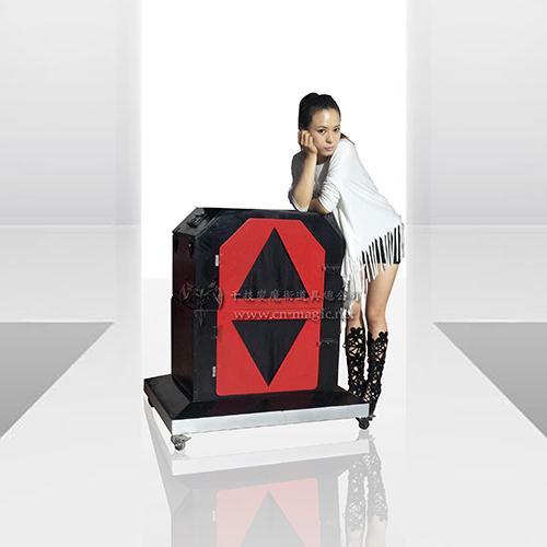 微型分割箱-三角筒分身