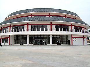 三乡古玩城展厅