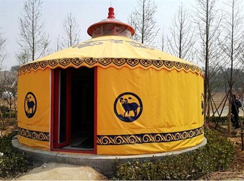 蒙古包购买流程