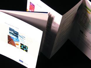 郑州企业画册印刷