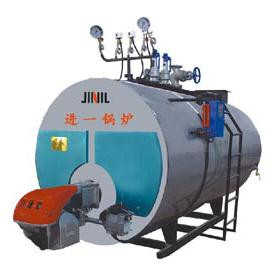 卧式燃油(气)蒸汽锅炉