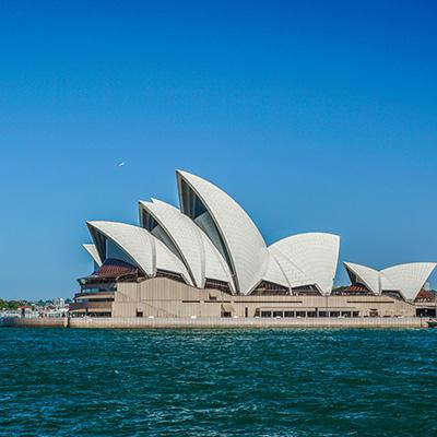 澳大利亚建筑
