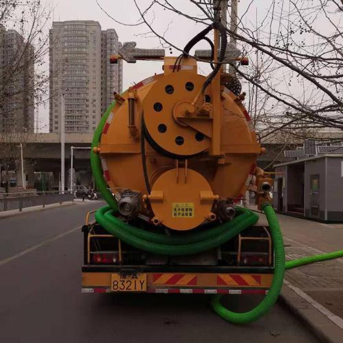 市政抽泥浆