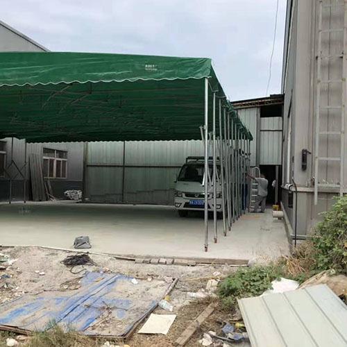 推拉帐篷生产厂家