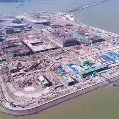 28-3港珠澳大桥澳门口岸区市政工程轻质土项目