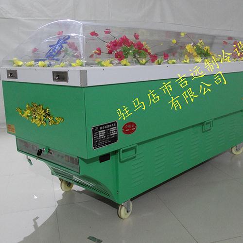冰棺、水晶棺JYH-3弧形头