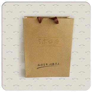酒店精品纸纸手提袋系列