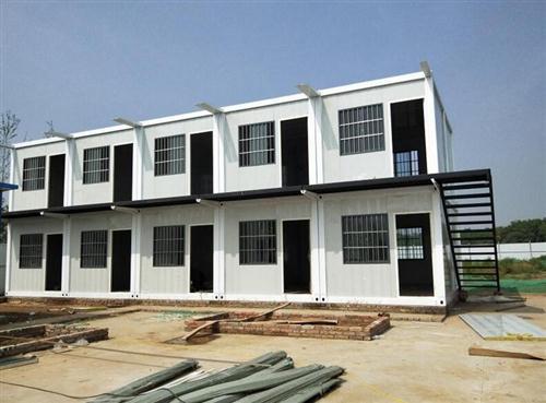 郑州集装箱住房、河南移动房价格、金雨发集装箱房厂