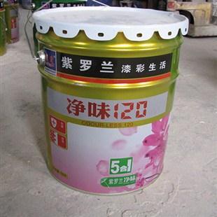 紫罗兰净味120(5合1)内墙漆