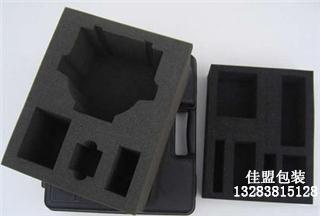 黑色珍珠棉包装盒 黑色珍珠棉异型
