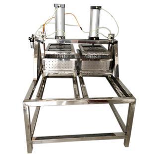 新款大豆腐兩連體壓榨機