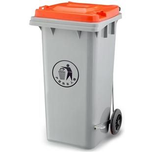 垃圾桶带脚踏  所属分类:室外垃圾桶
