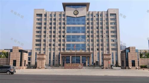 河南工程学院新装2台