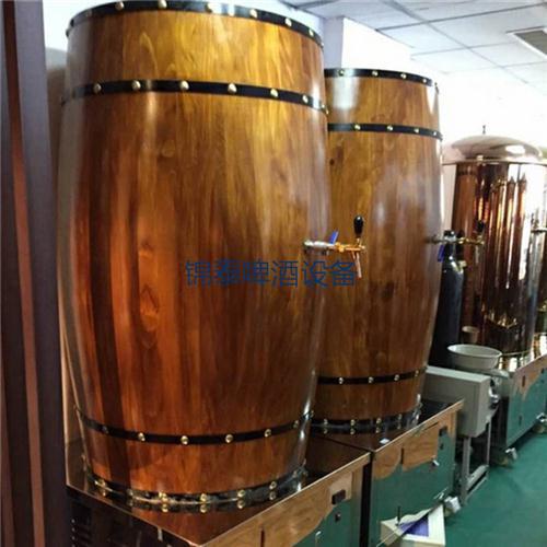 1000L橡木桶發酵罐