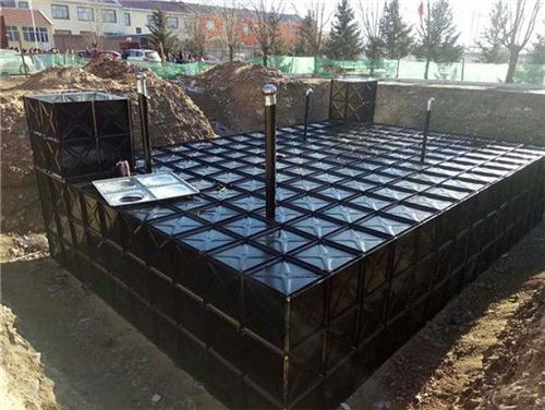 消防地埋水箱