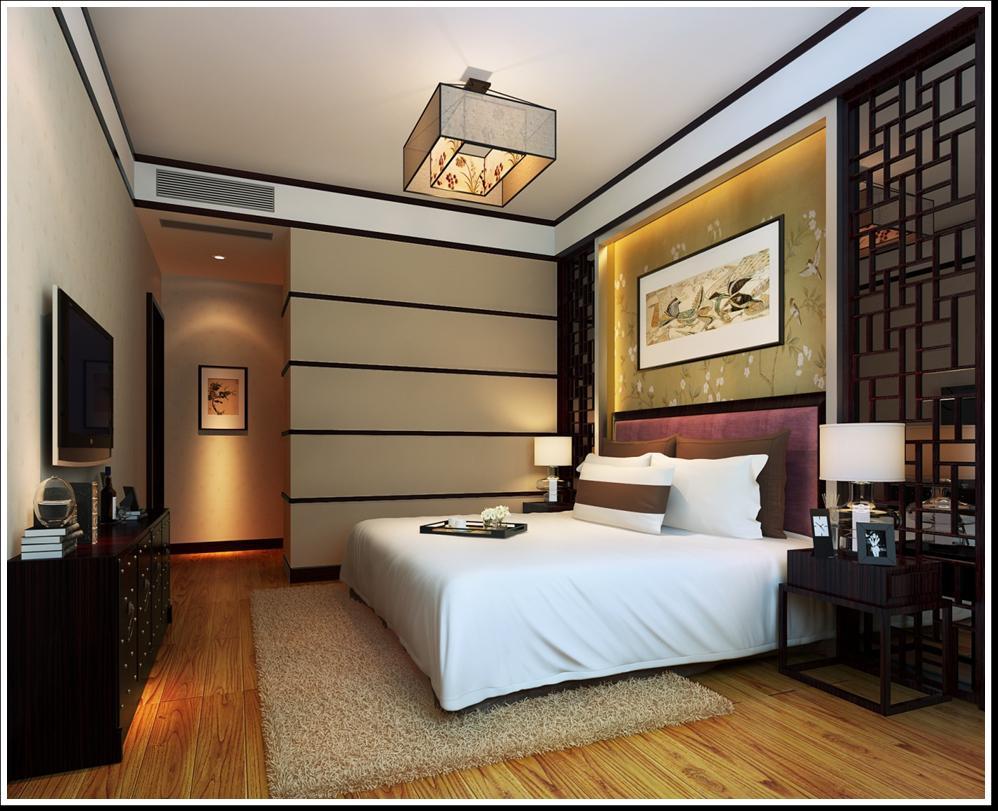 现代新中式檀木家具图片