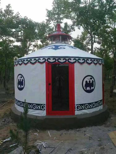 河南蒙古包定做|蒙古包价格|蒙古包里吃烤羊排
