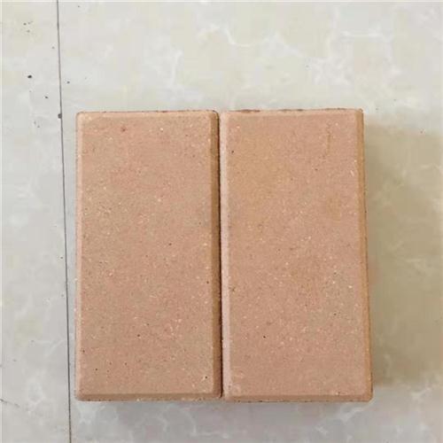 陶土烧结砖头