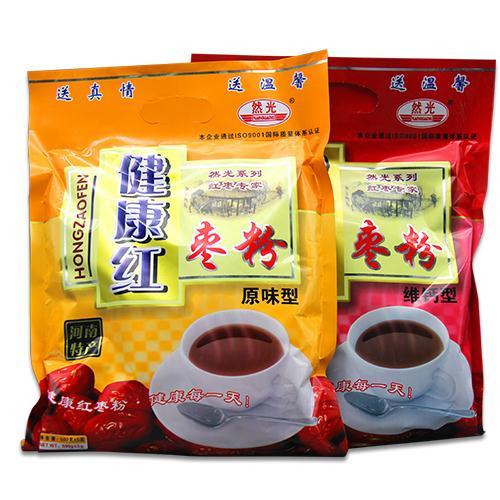 健康红枣粉 原味/维钙型