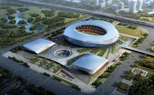 《工程案例》-郑州奥林匹克体育中心