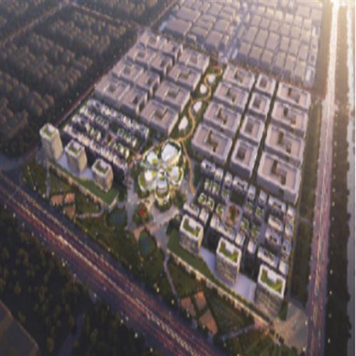 中原国印文创产业园