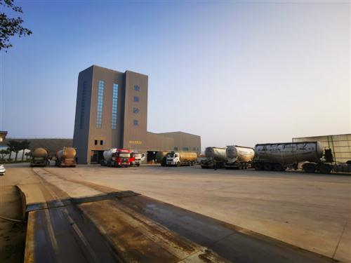 年产 40万吨干粉砂浆+80t/h齿轮烘干线