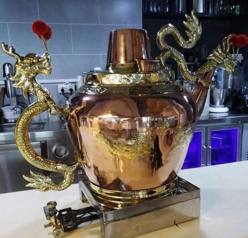 用铜做大铜壶有哪些好处?