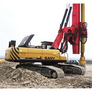 自有设备-旋挖钻机