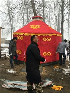 直径6米蒙古包