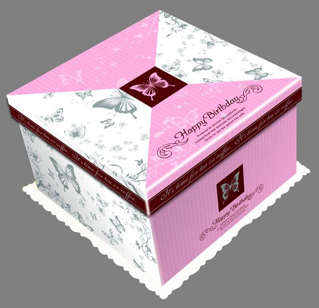 生日蛋糕盒