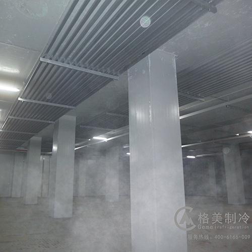 低温铝排冷库