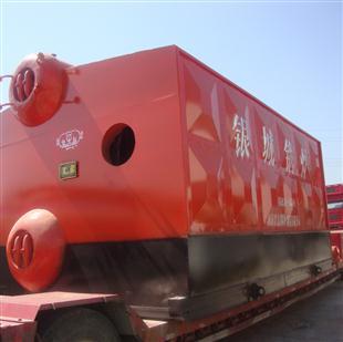 SZL系列双锅筒燃煤锅