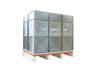 ZDTC组合式搪瓷钢板水箱